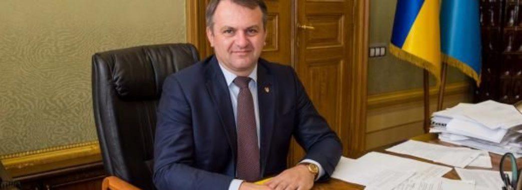 Олег Синютка не працюватиме з іншим президентом, окрім Петра Порошенка