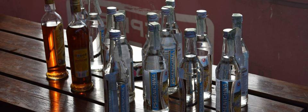 У львівських кіосках більше не продаватимуть алкоголь