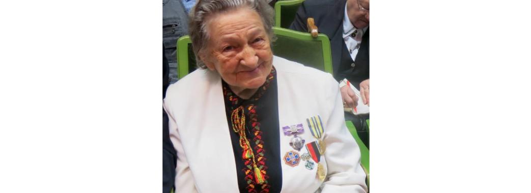 У Львові померла діячка ОУН Марія Макогон-Дужа