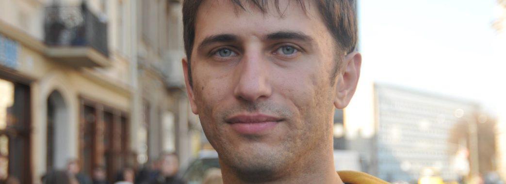Львівський активіст українізував відомий косметичний бренд із Франції