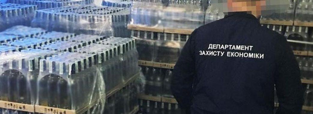 У Червонограді викрили підпільне виробництво фальсифікованого алкоголю