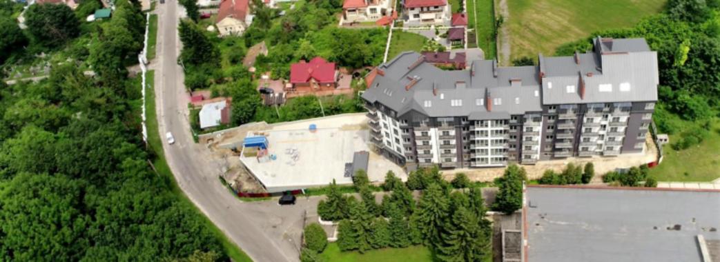 У Львові міська рада дозволила будівництво з порушенням генплану