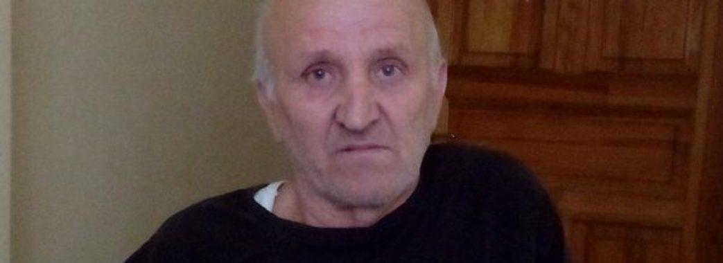 За три дні знайшли рідних чоловіка, який жив у львівській лікарні вісім місяців