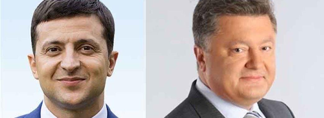 Рейтинг: у президентських перегонах перемагає Зеленський