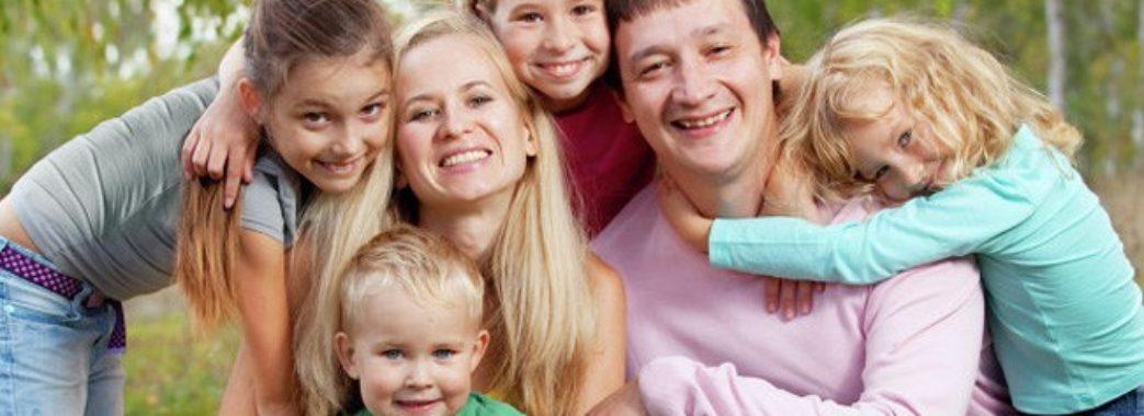 Багатодітні родини отримуватимуть допомогу на дошкільнят
