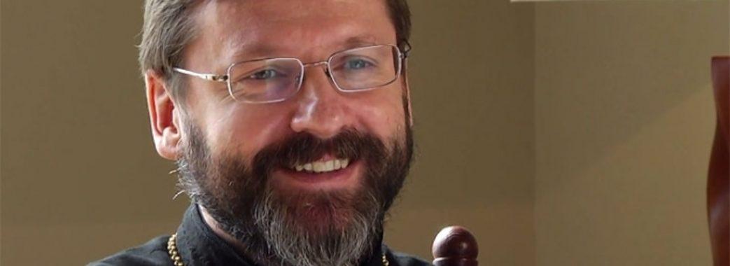 Блаженніший Святослав привітав українців зі святом Пасхи (ВІДЕО)