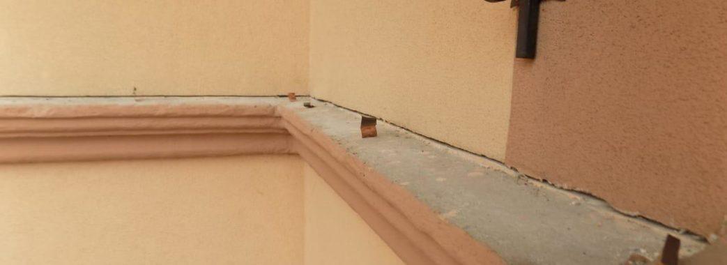На Яворівщині зрізали металевий дашок церкви на продаж