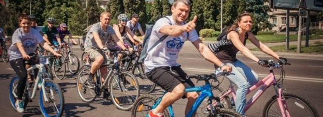 Львів'ян закликають до благодійного велопробігу з Арсеном Мірзояном