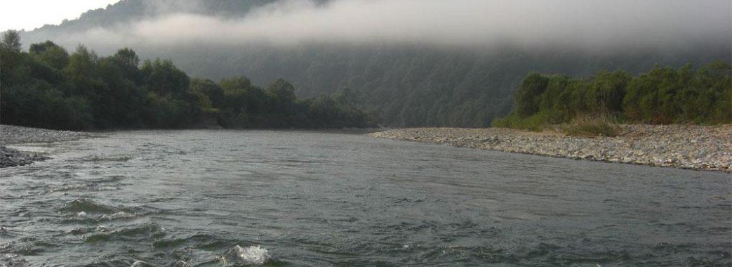 З річки Стрий витягнули тіло колишнього військового