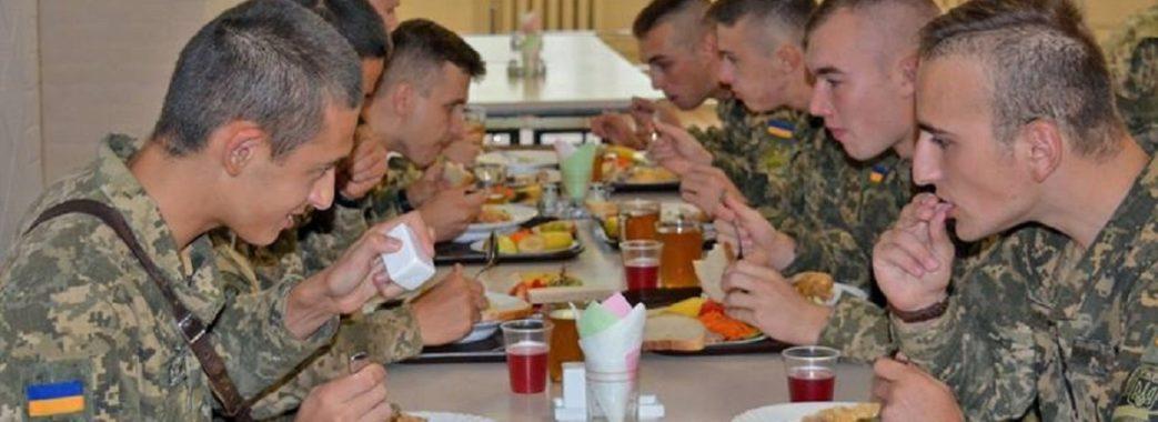 Військові замовили капремонт їдальні за 22 мільйони гривень без конкуренції