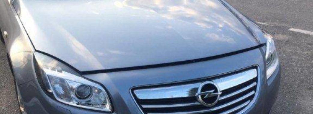 У Рава-Руській затримали поляка на краденому авто