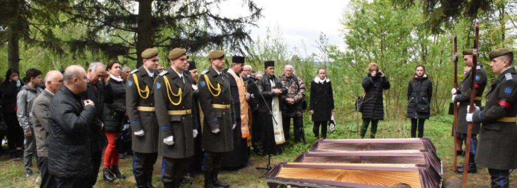 Понад 20 солдатів радянської армії перепоховали на Жовківщині