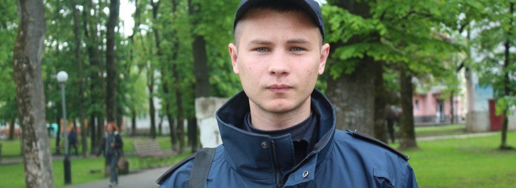 Ярослав Марциняк з Городка оберігатиме Тростянецьку громаду