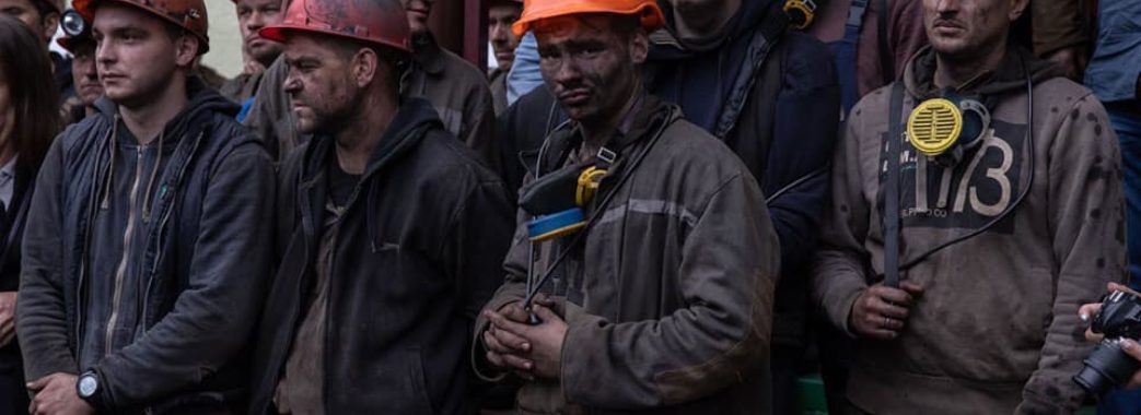 Акції протесту та радикальні дії обіцяють шахтарі «Львівугілля»