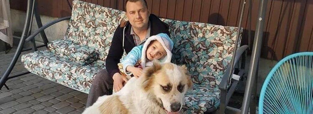 На Яворівщині батько дитини з інвалідністю потребує трансплантацію кісткового мозку