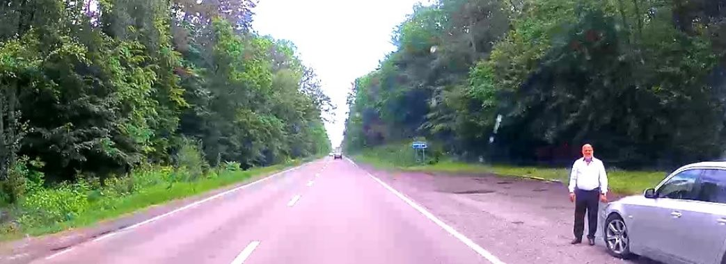 На Радехівщині з'явилися дорожні шахраї, які виманюють гроші з водіїв