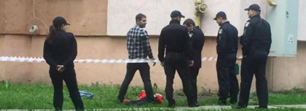 У Львові 30-літня жінка впала з багатоповерхівки