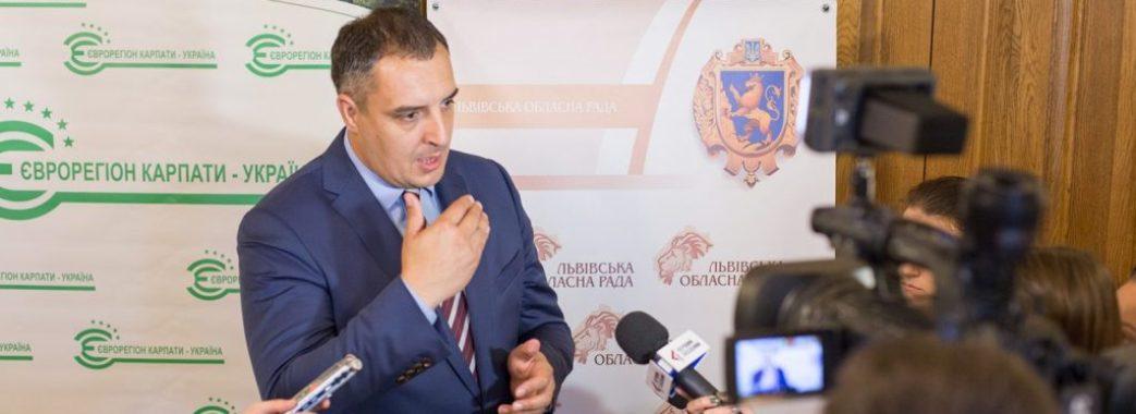 """Голова Львівської облради прокоментував """"мажоритарні плани"""" Гірняка та Батенка"""