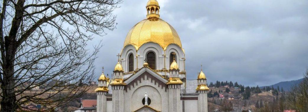 У церкві в Славську хочуть замінити стародавню плитку на звичайну: парафіяни проти
