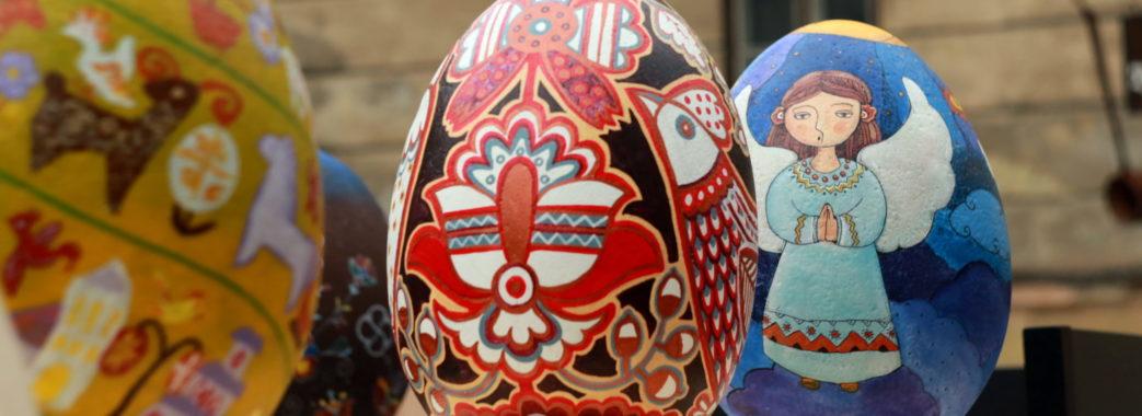 На Фестивалі писанок зібрали більше 50 тисяч гривень: їх передадуть в Охматдит