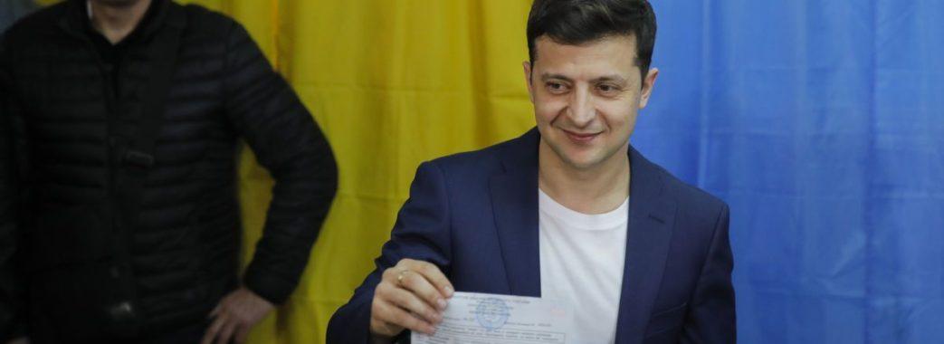 Зеленського оштрафували на 850 гривень