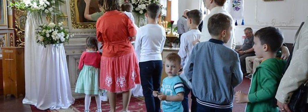 П'ять днів львів'яни зможуть молитися до ікони Зарваницької Божої Матері, яка зцілює
