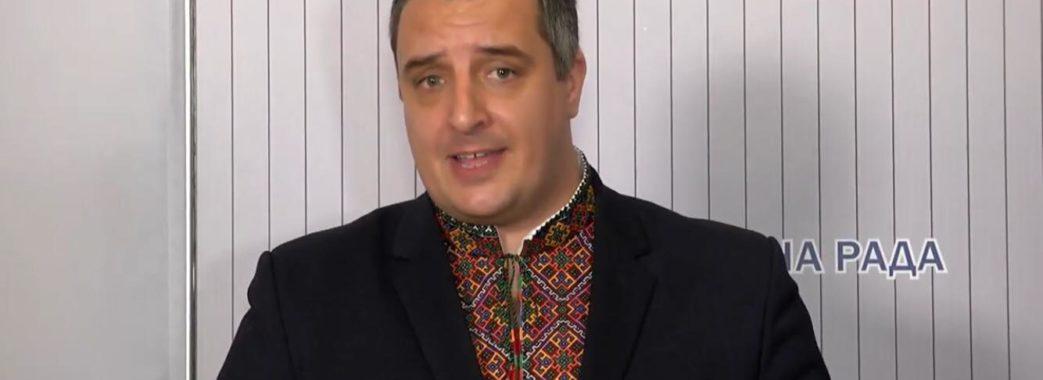 Голова облради Олександр Ганущин звинуватив свого заступника у зраді