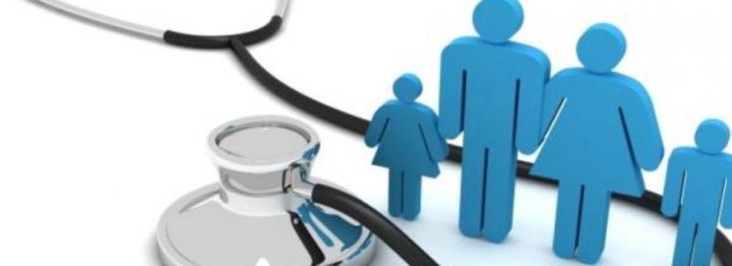 Дрогобицькі сімейні лікарі отримують по 15 тисяч гривень