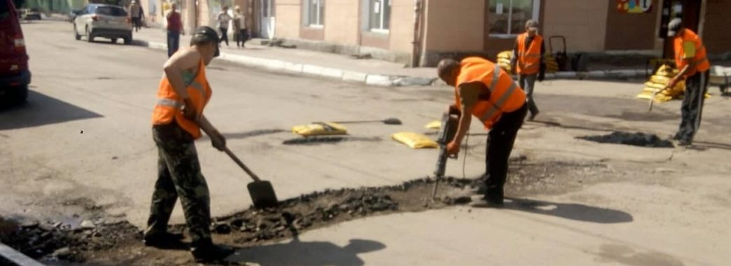 У Турці взялися ремонтувати дороги