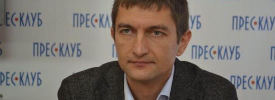 Валерій Веремчук іде в Парламент