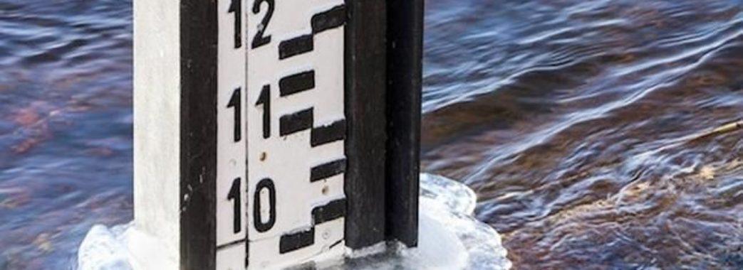 На Львівщині очікується підйом рівня води у річках
