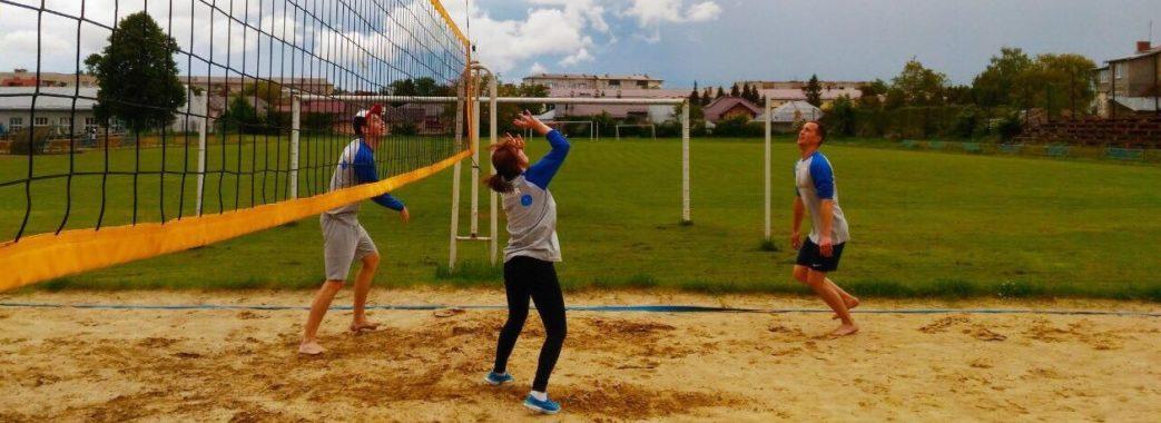 Самбірські волейболісти змагатимуться за золото на Чемпіонаті України