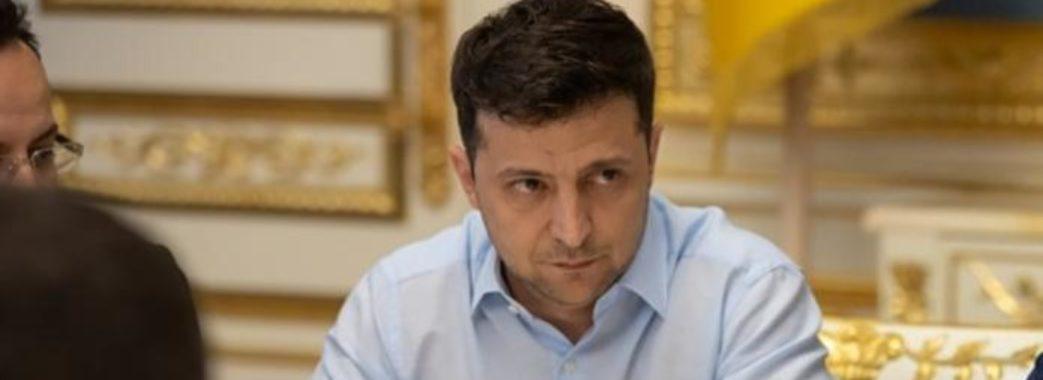 Зеленський таки подав до парламенту законопроект про імпічмент