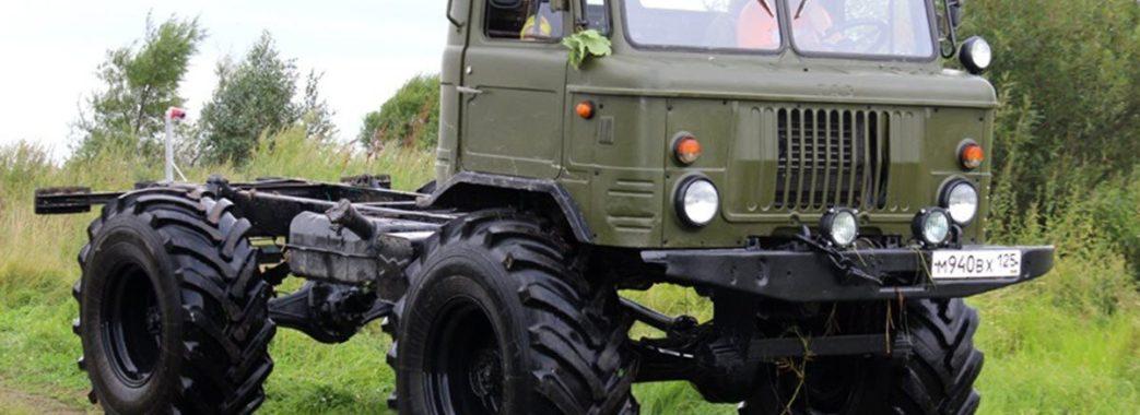 На Старосамбірщині чоловік вантажівкою задавив сусіда