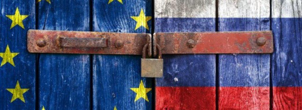 Європейський союз продовжив секторальні та «кримські» санкції проти Росії