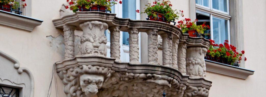 Львів'ян просять заквітчувати фасади будинків