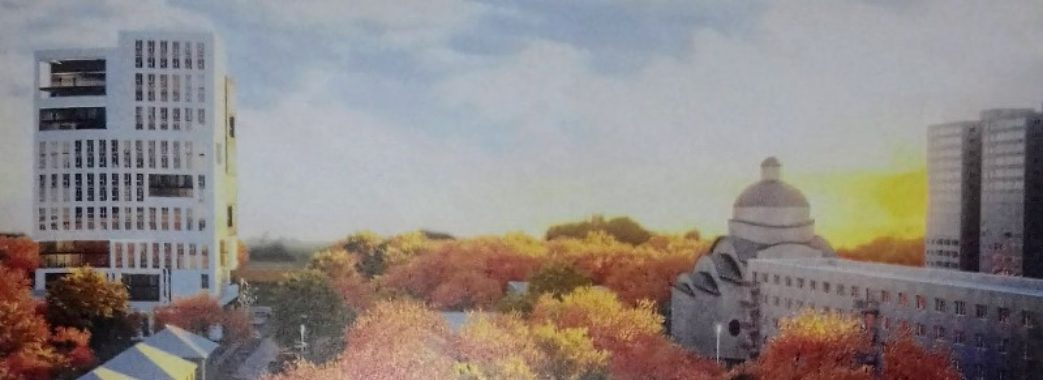 Релігійна громада хоче збудувати 16-поверховий будинок: місцеві проти