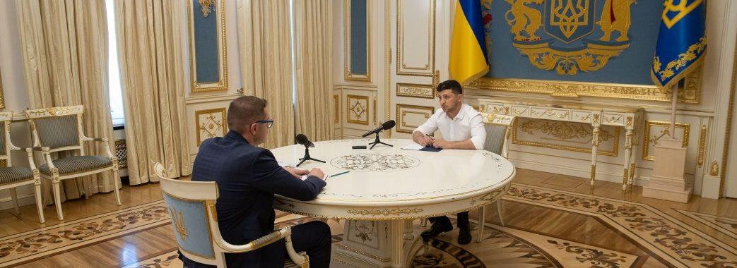 """Зеленський дав """"очільнику"""" СБУ Баканову два тижні на демонстрацію результатів"""