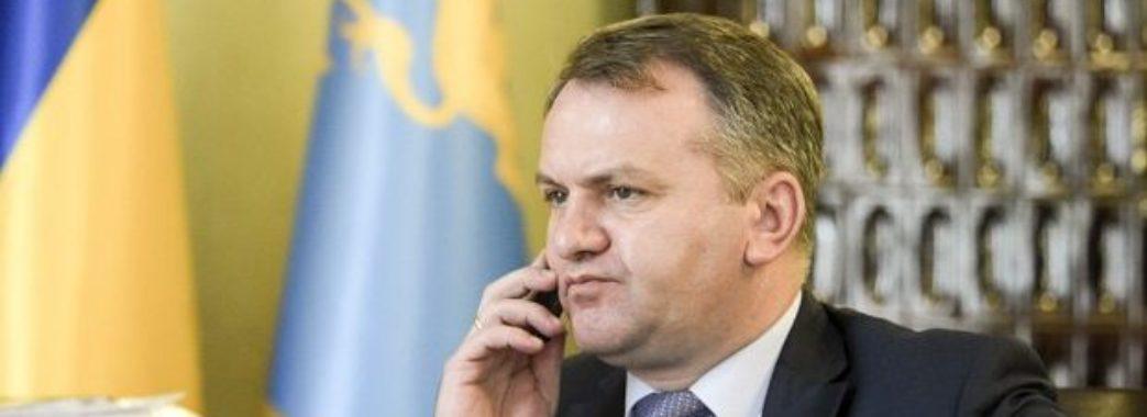 Зеленський звільнив Синютку і ще 14 голів областей