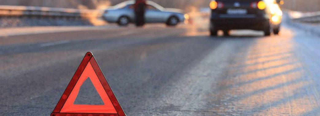 У Бориславі затримали водія, який втік після ДТП