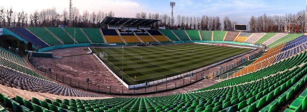 У Львові погодили реконструкцію стадіону «Україна»