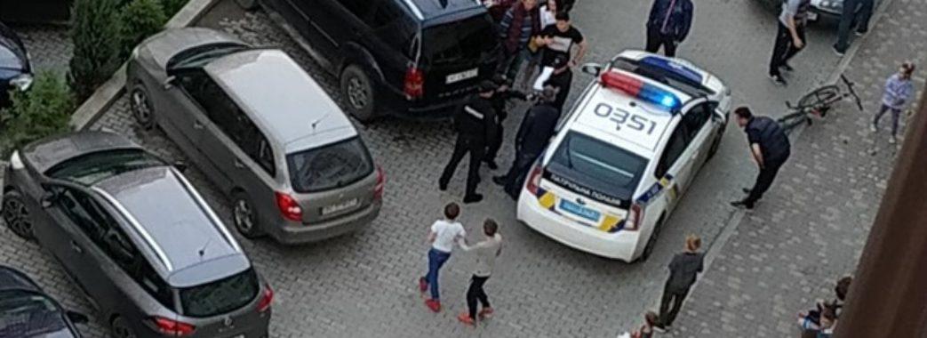 «Забрали в нього ключі, аби не наробив біди»: у Винниках п'яного водія спинили сусіди