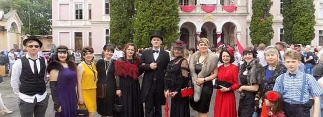Селфі з графом Бадені: у Буську відбувся ретро-фестиваль
