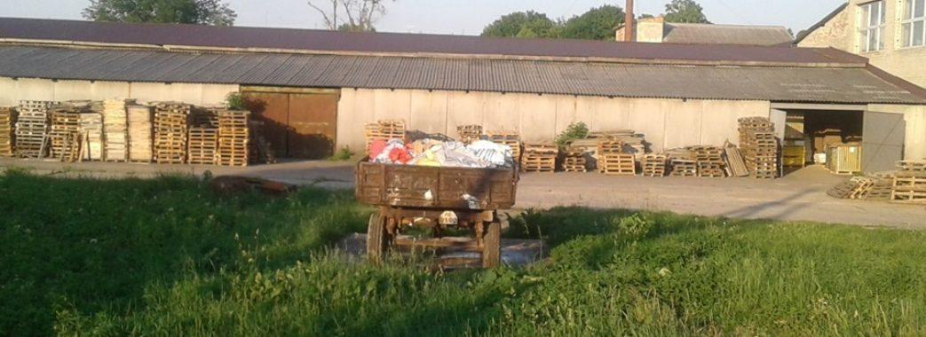 «Ні в хаті всидіти, ні на вулицю вийти», – мешканці Буська потерпають від смороду з консервного заводу