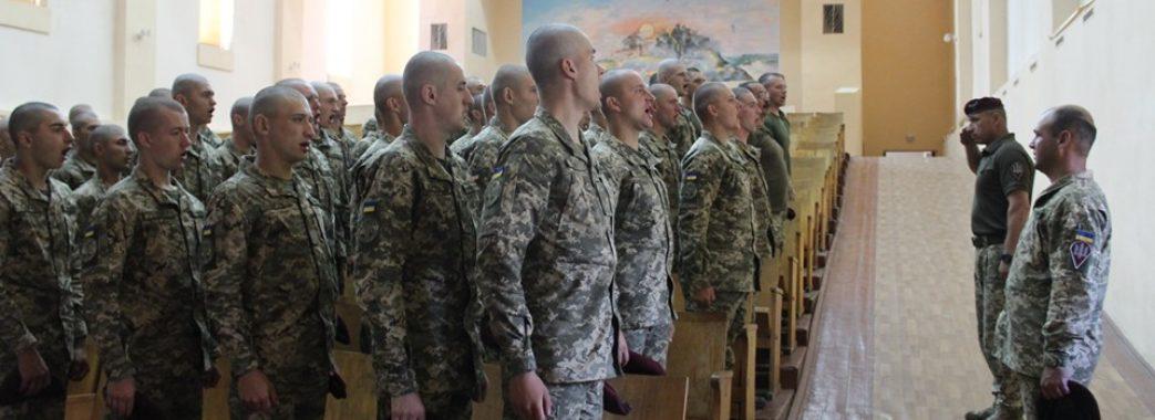До 80-ої окремої десантно-штурмової бригади доєдналися більше сотні строковиків