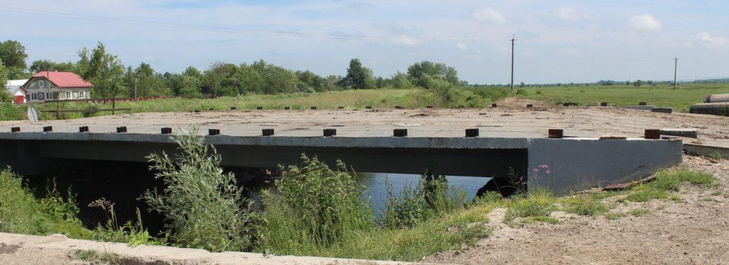 Міст в селі Більче на Миколаївщині таки добудують