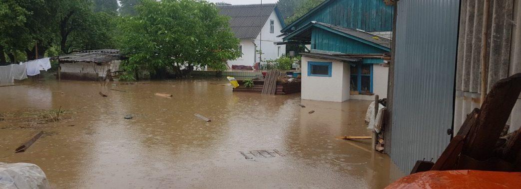 Через власника сільських ставків на Миколаївщині людям позаливало хати