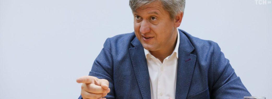 Данилюк став керівником координаційного центру кібербезпеки
