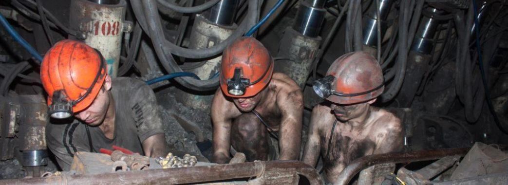 Вугілля із копалень Червонограда почали відвантажувати