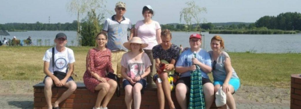 Діти зі Сокальщини позмагалися в риболовлі у Польщі